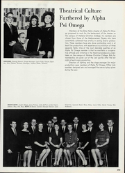 Abilene Christian College - Prickly Pear Yearbook (Abilene, TX) online yearbook collection, 1963 Edition, Page 249