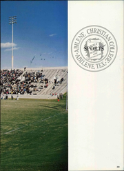 Abilene Christian College - Prickly Pear Yearbook (Abilene, TX) online yearbook collection, 1963 Edition, Page 287