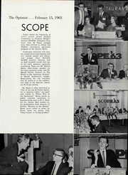 Abilene Christian College - Prickly Pear Yearbook (Abilene, TX) online yearbook collection, 1963 Edition, Page 47