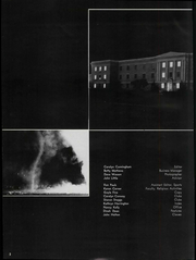 Abilene Christian College - Prickly Pear Yearbook (Abilene, TX) online yearbook collection, 1963 Edition, Page 8
