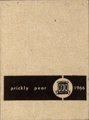 Abilene Christian College - Prickly Pear Yearbook (Abilene, TX) online yearbook collection, 1966 Edition, Cover