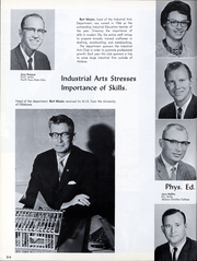 Abilene Christian College - Prickly Pear Yearbook (Abilene, TX) online yearbook collection, 1966 Edition, Page 217