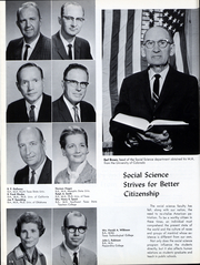 Abilene Christian College - Prickly Pear Yearbook (Abilene, TX) online yearbook collection, 1966 Edition, Page 221