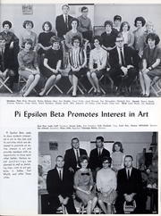Abilene Christian College - Prickly Pear Yearbook (Abilene, TX) online yearbook collection, 1966 Edition, Page 252