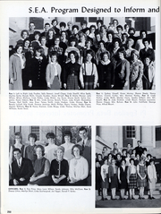 Abilene Christian College - Prickly Pear Yearbook (Abilene, TX) online yearbook collection, 1966 Edition, Page 253