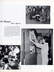 Abilene Christian College - Prickly Pear Yearbook (Abilene, TX) online yearbook collection, 1966 Edition, Page 50