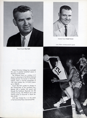 Abilene Christian College - Prickly Pear Yearbook (Abilene, TX) online yearbook collection, 1966 Edition, Page 58