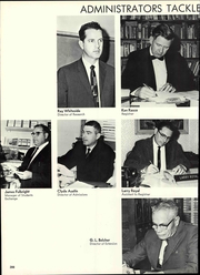 Abilene Christian College - Prickly Pear Yearbook (Abilene, TX) online yearbook collection, 1968 Edition, Page 288