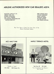Abilene Christian College - Prickly Pear Yearbook (Abilene, TX) online yearbook collection, 1968 Edition, Page 373