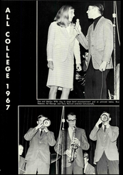 Abilene Christian College - Prickly Pear Yearbook (Abilene, TX) online yearbook collection, 1968 Edition, Page 42