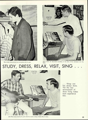 Abilene Christian College - Prickly Pear Yearbook (Abilene, TX) online yearbook collection, 1968 Edition, Page 85