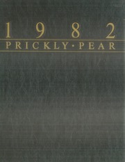 Abilene Christian College - Prickly Pear Yearbook (Abilene, TX) online yearbook collection, 1982 Edition, Cover