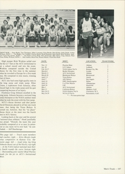 Abilene Christian College - Prickly Pear Yearbook (Abilene, TX) online yearbook collection, 1982 Edition, Page 111