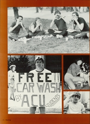 Page 12, 1982 Edition, Abilene Christian College - Prickly Pear Yearbook (Abilene, TX) online yearbook collection