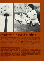 Page 13, 1982 Edition, Abilene Christian College - Prickly Pear Yearbook (Abilene, TX) online yearbook collection