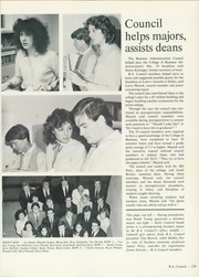 Abilene Christian College - Prickly Pear Yearbook (Abilene, TX) online yearbook collection, 1982 Edition, Page 233