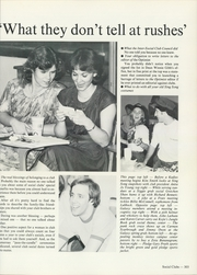 Abilene Christian College - Prickly Pear Yearbook (Abilene, TX) online yearbook collection, 1982 Edition, Page 307
