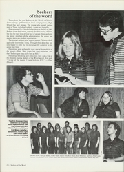 Abilene Christian College - Prickly Pear Yearbook (Abilene, TX) online yearbook collection, 1983 Edition, Page 256