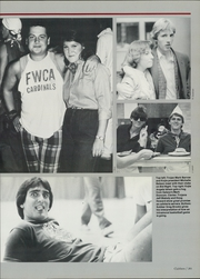 Abilene Christian College - Prickly Pear Yearbook (Abilene, TX) online yearbook collection, 1983 Edition, Page 287