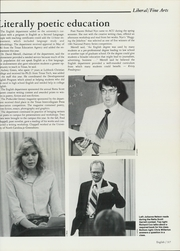 Abilene Christian College - Prickly Pear Yearbook (Abilene, TX) online yearbook collection, 1983 Edition, Page 321