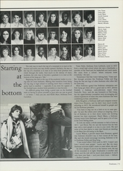 Abilene Christian College - Prickly Pear Yearbook (Abilene, TX) online yearbook collection, 1983 Edition, Page 77
