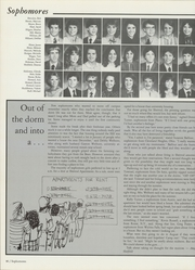 Abilene Christian College - Prickly Pear Yearbook (Abilene, TX) online yearbook collection, 1983 Edition, Page 90