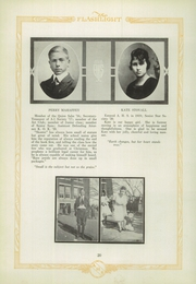 Abilene High School - Flashlight Yearbook (Abilene, TX) online yearbook collection, 1920 Edition, Page 26