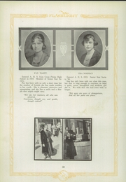 Abilene High School - Flashlight Yearbook (Abilene, TX) online yearbook collection, 1920 Edition, Page 36