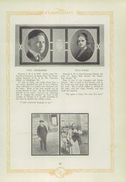 Abilene High School - Flashlight Yearbook (Abilene, TX) online yearbook collection, 1920 Edition, Page 51