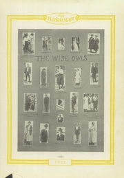 Abilene High School - Flashlight Yearbook (Abilene, TX) online yearbook collection, 1922 Edition, Page 119