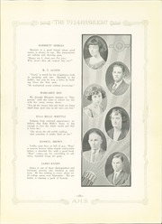 Abilene High School - Flashlight Yearbook (Abilene, TX) online yearbook collection, 1924 Edition, Page 21