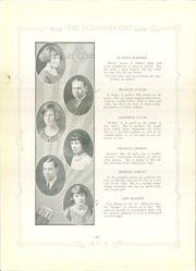 Abilene High School - Flashlight Yearbook (Abilene, TX) online yearbook collection, 1924 Edition, Page 36