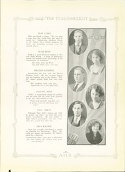 Abilene High School - Flashlight Yearbook (Abilene, TX) online yearbook collection, 1924 Edition, Page 41