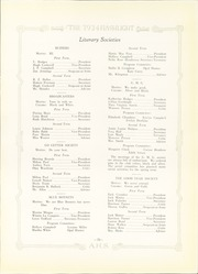 Abilene High School - Flashlight Yearbook (Abilene, TX) online yearbook collection, 1924 Edition, Page 77