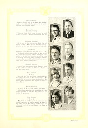 Abilene High School - Flashlight Yearbook (Abilene, TX) online yearbook collection, 1928 Edition, Page 37