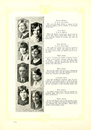Abilene High School - Flashlight Yearbook (Abilene, TX) online yearbook collection, 1928 Edition, Page 40