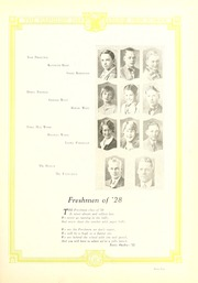 Abilene High School - Flashlight Yearbook (Abilene, TX) online yearbook collection, 1928 Edition, Page 65