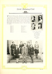 Abilene High School - Flashlight Yearbook (Abilene, TX) online yearbook collection, 1928 Edition, Page 89