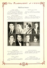 Abilene High School - Flashlight Yearbook (Abilene, TX) online yearbook collection, 1929 Edition, Page 23