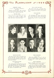 Abilene High School - Flashlight Yearbook (Abilene, TX) online yearbook collection, 1929 Edition, Page 38