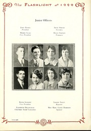 Abilene High School - Flashlight Yearbook (Abilene, TX) online yearbook collection, 1929 Edition, Page 50