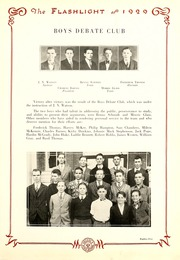Abilene High School - Flashlight Yearbook (Abilene, TX) online yearbook collection, 1929 Edition, Page 87