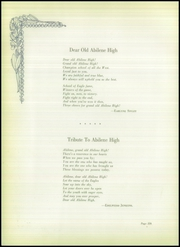 Abilene High School - Flashlight Yearbook (Abilene, TX) online yearbook collection, 1931 Edition, Page 130