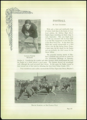 Abilene High School - Flashlight Yearbook (Abilene, TX) online yearbook collection, 1931 Edition, Page 132