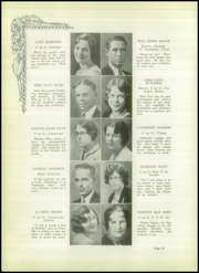 Abilene High School - Flashlight Yearbook (Abilene, TX) online yearbook collection, 1931 Edition, Page 44