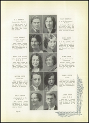 Abilene High School - Flashlight Yearbook (Abilene, TX) online yearbook collection, 1931 Edition, Page 45