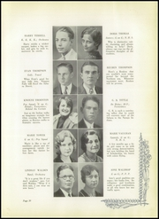 Abilene High School - Flashlight Yearbook (Abilene, TX) online yearbook collection, 1931 Edition, Page 47