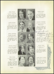Abilene High School - Flashlight Yearbook (Abilene, TX) online yearbook collection, 1931 Edition, Page 49