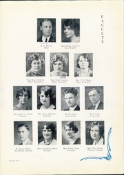 Abilene High School - Flashlight Yearbook (Abilene, TX) online yearbook collection, 1932 Edition, Page 29