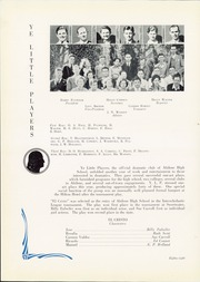 Abilene High School - Flashlight Yearbook (Abilene, TX) online yearbook collection, 1932 Edition, Page 98
